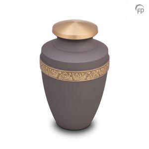 HU 175 Metaal urn