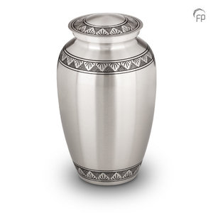 HU 128 Metal urn