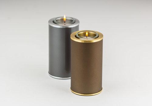 Candle holder urns