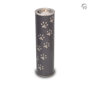 CHK 655 L Metal pet candle holder large