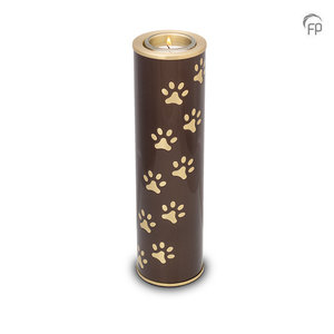 CHK 188 L Metal pet candle holder large