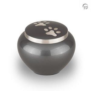 AU 101 M Metal pet urn medium