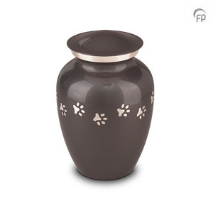HU 188 L Metal pet urn large