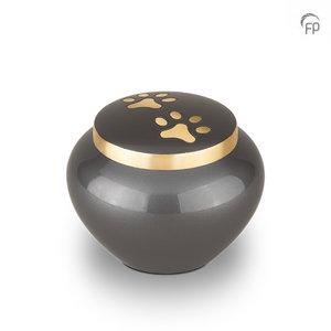 HU 189 S Urna de mascota de metal pequeño