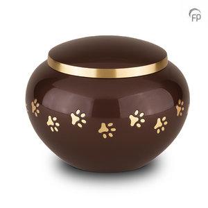 HU 193 L Metal pet urn large