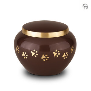 HU 193 M Metal pet urn medium
