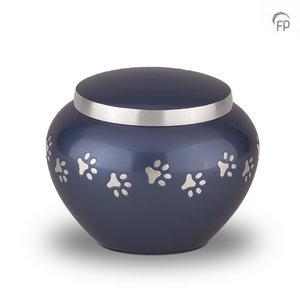 HU 211 M Metal pet urn medium