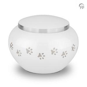 HU 212 L Metal pet urn large