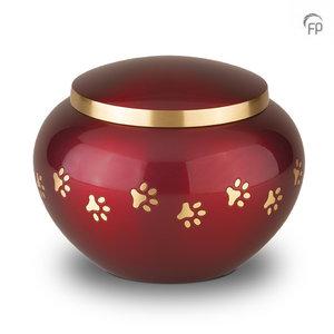 HU 213 L Metal pet urn large