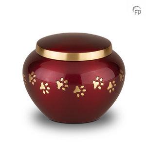 HU 213 M Metal pet urn medium