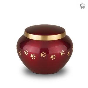 HU 213 S Metal pet urn small