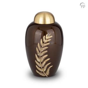 HU 240 Metaal urn