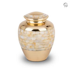 HU 184 Metaal urn