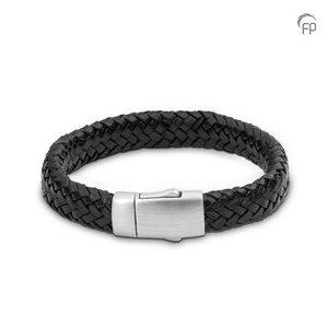 FPU 608 Embrace Armband Gevlochten Leder