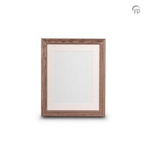 FL 001 L Marco de fotos madera grande - 20x25 cm