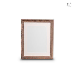 FL 001 L Wooden Photo Frame large - 20x25 cm
