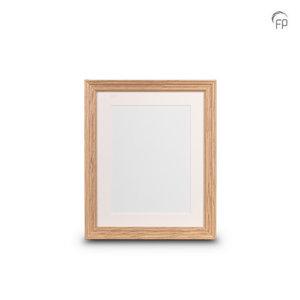 FL 002 L Marco de fotos madera grande - 20x25 cm