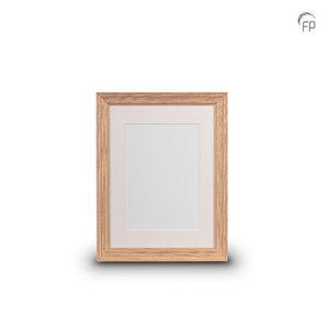 FL 002 M Bilderrahm Holz mittelgroß - 18x24 cm