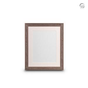 FL 004 L Marco de fotos madera grande - 20x25 cm