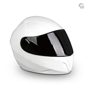 Mastaba Ceramika KU 127 Ceramic urn Motorcycle helmet