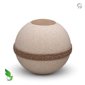 GreenLeave BU 304 Urna biodegradable Cuarzo
