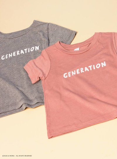GENERATION  GREY