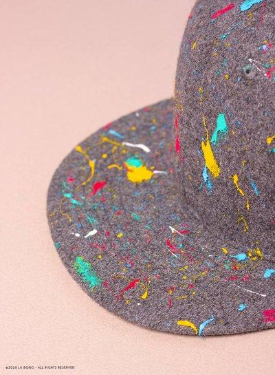 Artist Snapback - wool