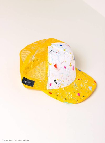 Artist Junior Yellow cap