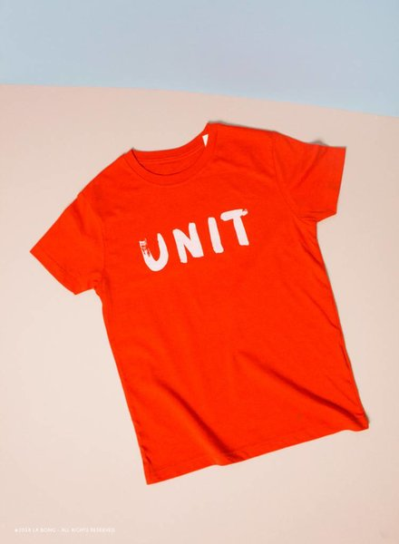 UNIT KIDS RED