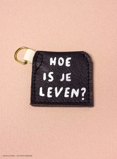 HOE IS JE LEVEN