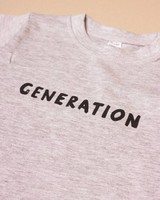GENERATION  LIGHT GREY