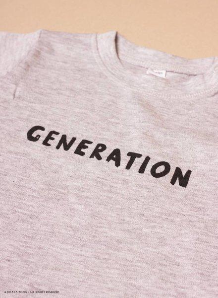 GENERATION  LIGHT GREY
