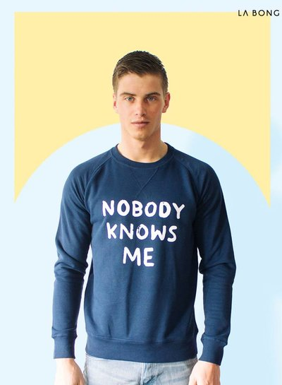 NOBODY KNOWS ME YET