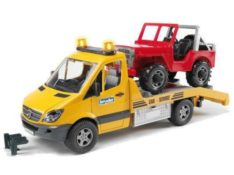 Bruder Outdoorspeelgoed Bijna 1000m2 indoor speelgoed