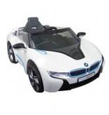 ACCU-AUTO BMW I8 Wit Met Afstsandsbediening 6V