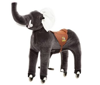 Animal Riding Olifant Sultan Medium