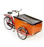 Bakfiets.nl Dekzeil voor Cargo Trike