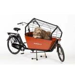 Bakfiets.nl hondenbench voor cargobike long