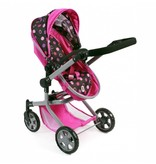 Bayer Chic Poppenwagen Mika combi paars