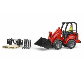 Bruder 2191 Shovel + accessoires