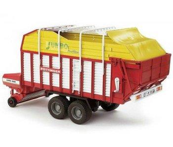 Bruder 2214 - Pottinger Jumbo 6600 opraapwagen