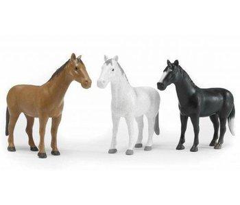 Bruder Paarden (per stuk.) 2306