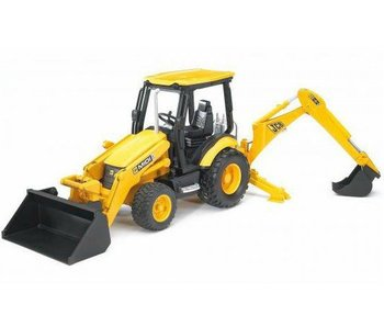 Bruder 2427 - JCB midi CX tractor
