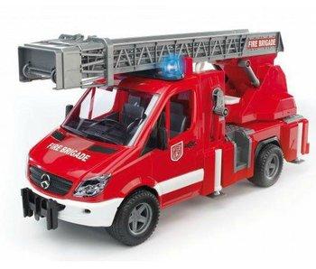 Bruder Mercedes Benz Sprinter Brandweerauto