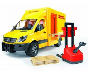 Bruder 2534 - Mercedes Benz Sprinter DHL