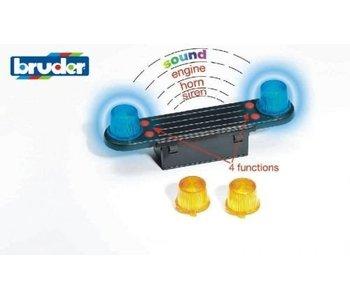 Bruder Module met 4 verschillende functies