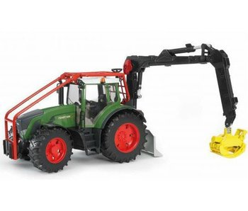Bruder 3042 - Fendt 936 Vario Hout Industrie Tractor