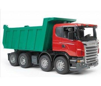 Bruder 3550 - Scania kiepwagen
