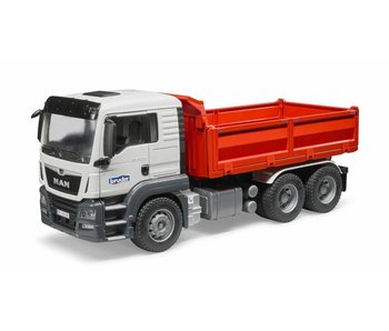 Bruder MAN TGS Truck met kiepbak
