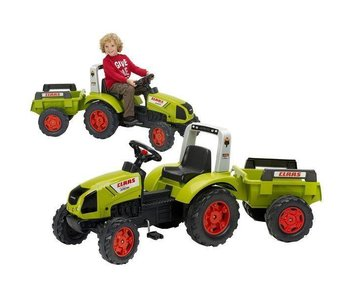 Falk 'Claas Arion 430' groene traptractor